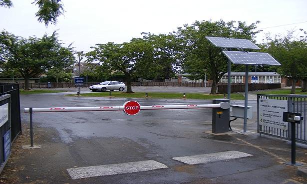Barrier tự động - Barie tự động